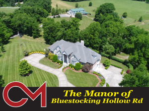 REAL ESTATE: The Manor of Bluestocking Hollow Rd/Sandusky Rd, Shelbyville, TN