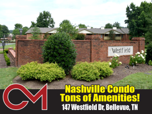 REAL ESTATE: 147 Westfield Dr, Nashville, TN Condo