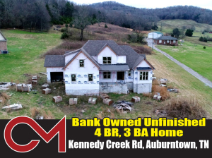 REAL ESTATE: Kennedy Creek Rd, Auburntown, TN