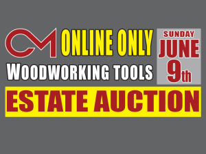 PERSONAL PROPERTY: Woodworking Equipment & Tools from Eagleville, TN