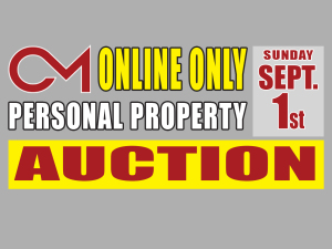 PERSONAL PROPERTY: 2415 River Rd - Catalog #1