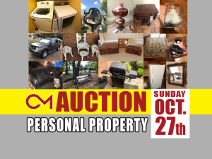 PERSONAL PROPERTY: 2415 River Rd - Catalog #3