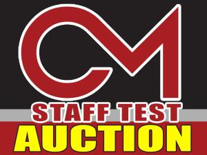 TEST AUCTION - Personal Property and Invoicing