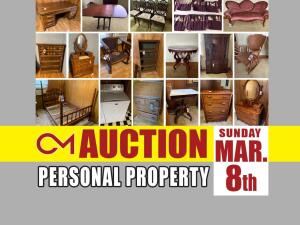 PERSONAL PROPERTY: 1416 Walnut Grove Rd, Christiana, TN
