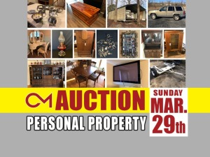 PERSONAL PROPERTY: 1040 Williams Dr, White Bluff, TN