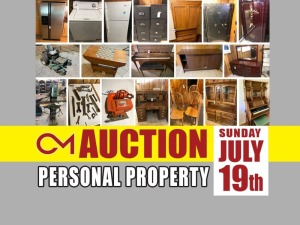 PERSONAL PROPERTY: 3890 Christiana Hoovers Gap, Christiana, TN