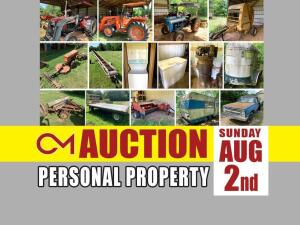 PERSONAL PROPERTY: 2301 Hill Rd, Eagleville, TN