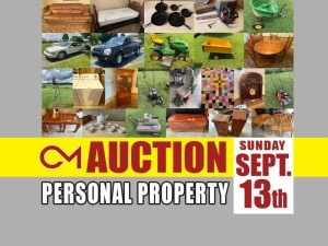 PERSONAL PROPERTY: 1201 MG England Rd, Manchester, TN