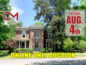 REAL ESTATE: ONLINE ONLY AUCTION - 425 East Main St, Murfreesboro, TN