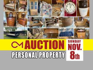 PERSONAL PROPERTY: 548 Curlee Church Rd, Readyville, TN