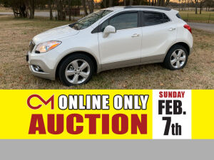 PERSONAL PROPERTY: 2015 Buick Encore
