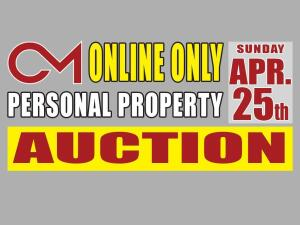 Online Warehouse Auction - Spring 2021