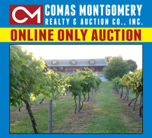 Winery Real Estate and Equipment - Monteagle, TN