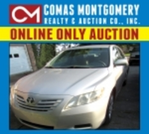 Personal Property - 2009 Toyota Camry