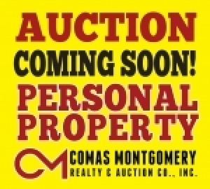TEST AUCTION - Spring 2017 Comas Montgomery