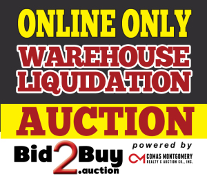 WAREHOUSE AUCTION #1 - Bid2Buy