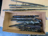 Large Tapered Shank Drill Bits - Various Sizes