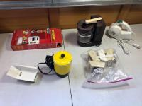 Misc. Items- Surge Protector, Coffee Maker, Timers, Etc.