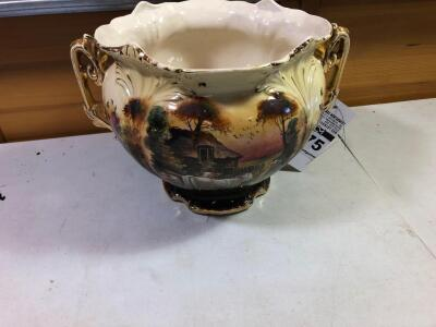 Decorative Vase/Bowl (Made in England)