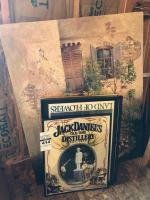 JACK DANIELS Sign, Framed Art, Etc.