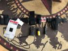 BLANCHI AccuMold Tactical Belt w/ Taser, Flashlight, and Pepper Spray