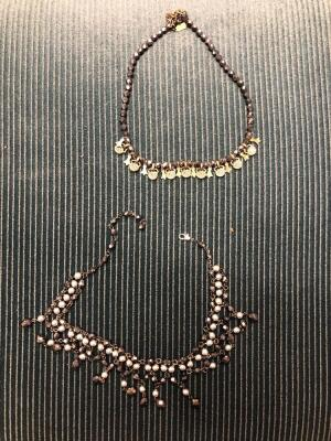 Pair of Necklaces (Costume Jewelry)