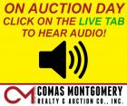AUCTION DAY AUDIO