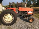 RESERVE REMOVED! Allis Chalmers 6080 Tractor - Early 80's - Approx 5000 hrs. - Dual Speed PTO - Dual Valve Hydraulics - 85hp Turbo charged Diesel Engine - New Rear Tir