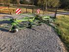 Krone 2004 KW 5.50/4x7T Hay Tedder - 20 ft. wide w/ manual