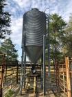 Brock Grain Bin - Approximately 6 Ton