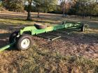 Stoltzfus Hay Hauler 10 Roll, New Load Ranger Tires, Plus Spare Tire - 30 ft. long plus tongue