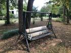 Heavy Duty Metal Swing- 70in. T x 94in. W x 59in. D