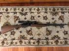 REMINGTON Speedmaster Model 552 .22 SL and LR With BUSHNELL Sportview 4x32 Scope