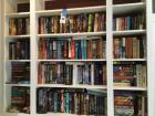 Collection of books, novels, non-fiction hard cover & paperback  (Buyer bring boxes to remove) 100 +