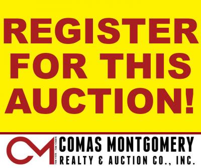 REGISTER FOR THIS AUCTION