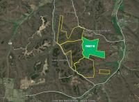 Tract 10: 213.18 +/- Acres access on an ingress and egress easement from Dunaway Ridge Road