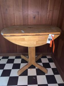 Small Kitchen Table w/ Folding Sides -