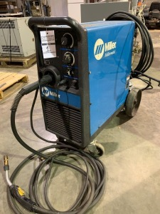 Miller Millermatic 300 3-Phase Wire Welder