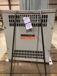 Rex Manufacturing Step Down Transformer (600 to 480)
