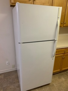 Sears Refrigerator  - Model Number 253.78232800 - Manufactured 04/09