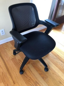 Adjustable Cushioned Office Chair