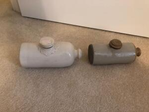Antique Ceramic Bed Warmers