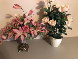 Decorative Floral Arrangements
