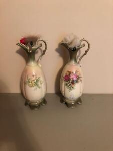 Matching Ceramic Vases
