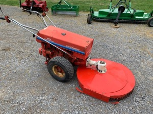Gravely 5665 Professional 2-Wheel Convertible Tractor with 30in. Rotary Mower