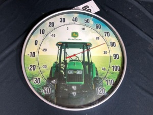 John Deere Wall Thermometer