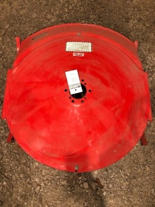 Gravely New Old Stock - 30 Inch Deck for 2-Wheel Tractor - Part No. 23073
