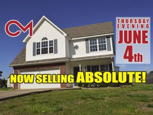 NOW SELLING ABSOLUTE!!! - REAL ESTATE: 1954 Stoney Meadow Dr, Murfreesboro, TN