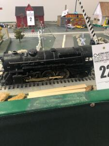 All Metal Train Engine - Trains are in O Scale - 1:48
