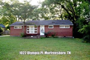 REAL ESTATE: 1022 Olympia Pl, Murfreesboro, TN